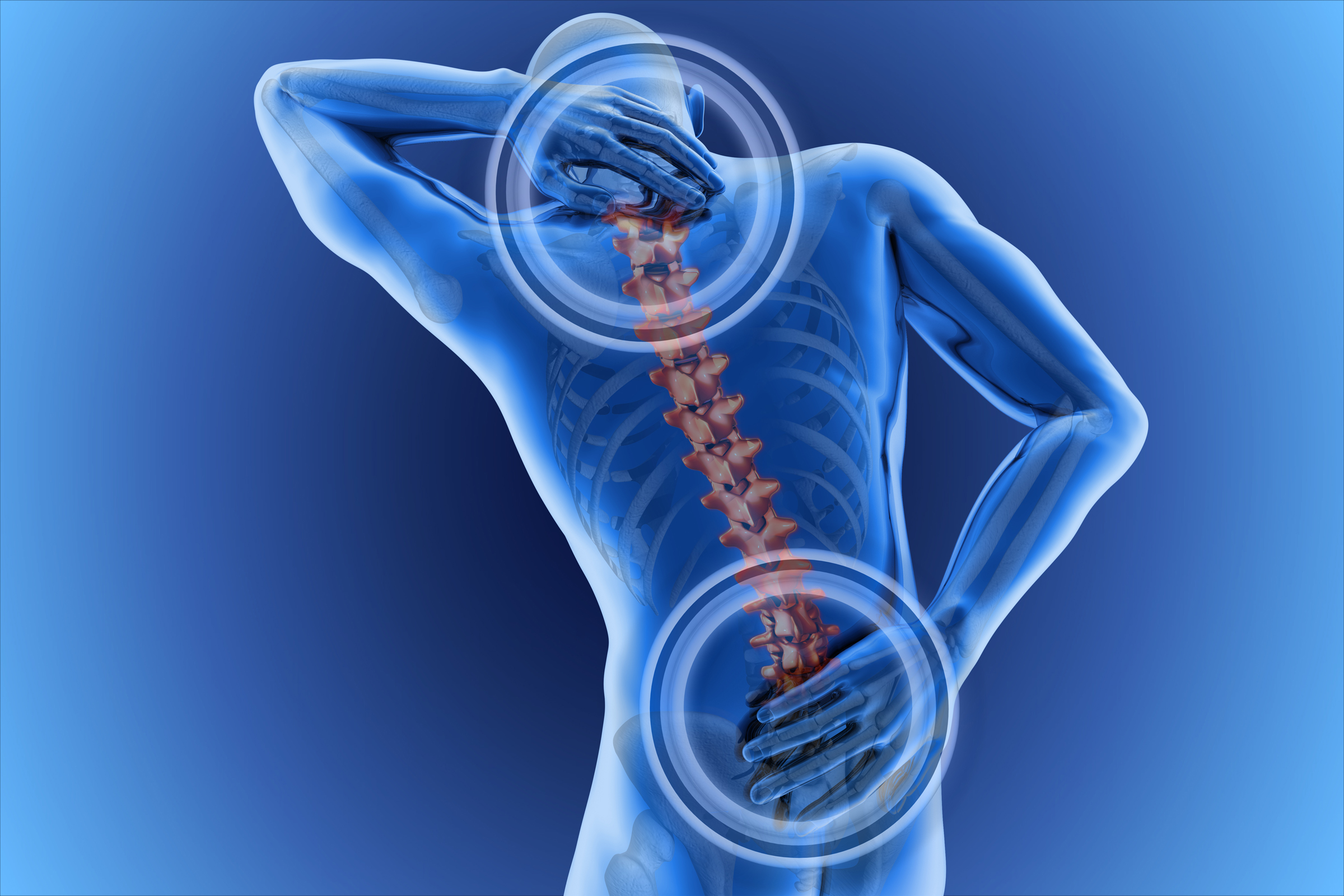 Tips para la salud de la columna vertebral