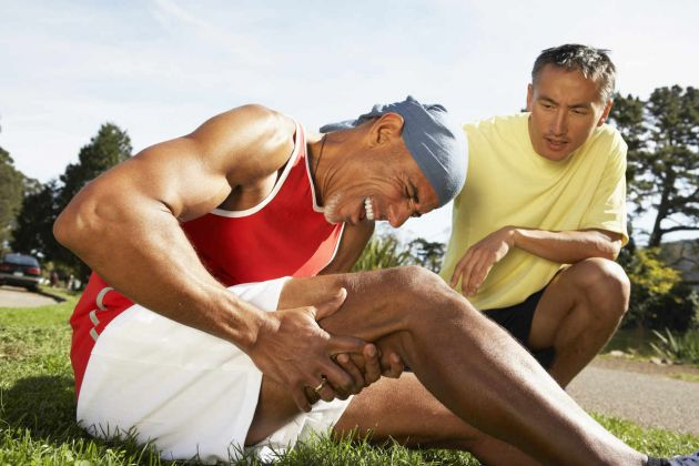 Riesgos de deporte en exceso - Dr. Mauricio Arouesty - Proloterapia
